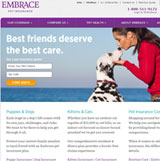 Embrace Pet Insurance Thumbnail